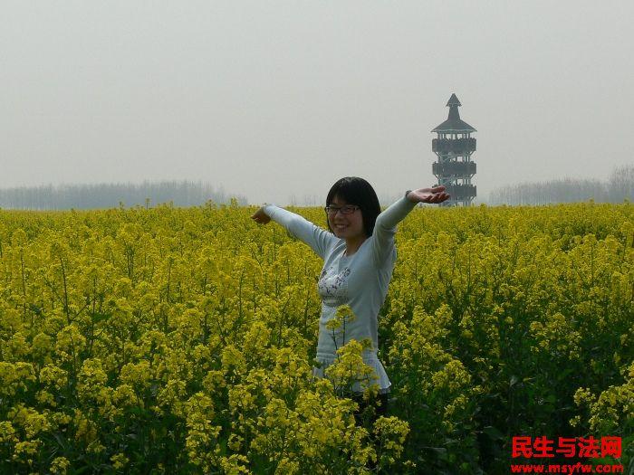 千岛菜花风景区简介