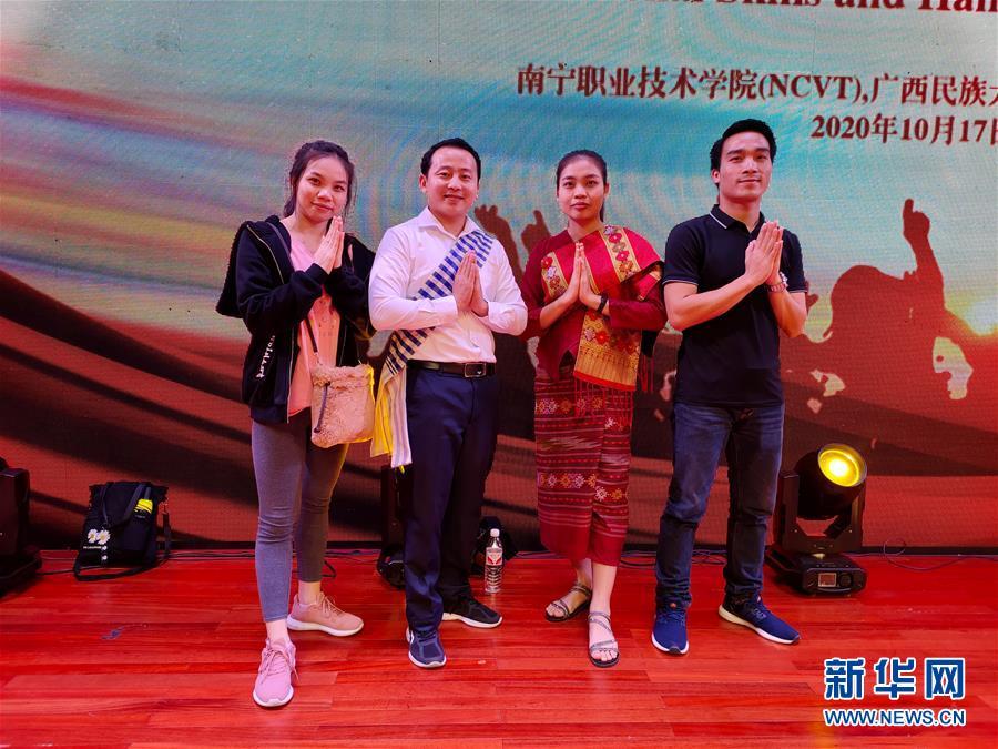 """(青春的梦想 青春的奋斗·在中国生活的外国青年眼中的中国未来·图文互动)(2)""""我在中国追寻梦想""""——东盟留学生青春闪耀的故事"""