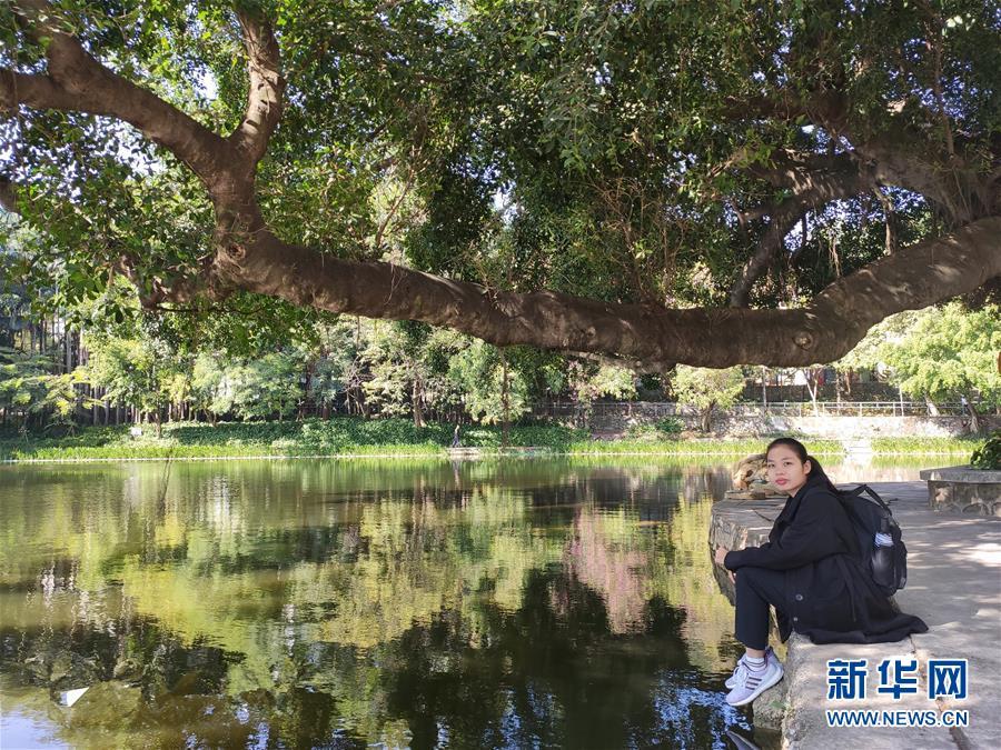 """(青春的梦想 青春的奋斗·在中国生活的外国青年眼中的中国未来·图文互动)(1)""""我在中国追寻梦想""""——东盟留学生青春闪耀的故事"""