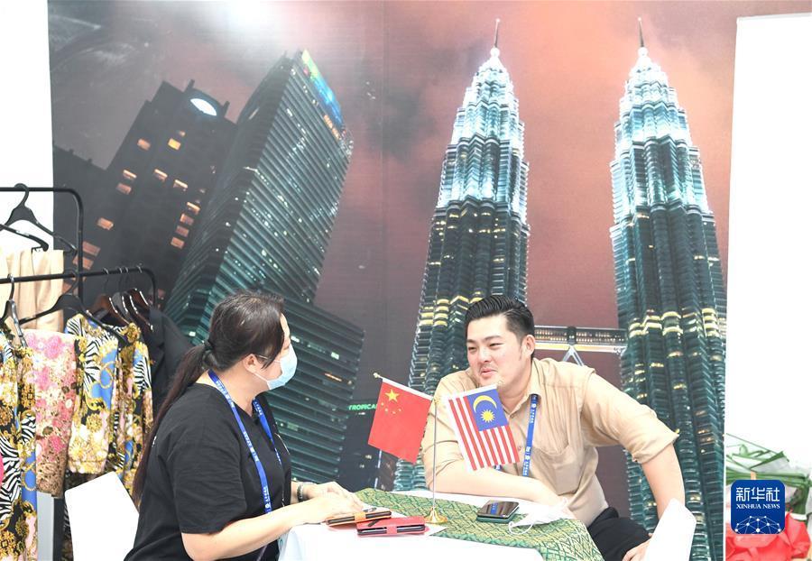(新华全媒头条·图文互动)(12)十八岁的见证——从东博会看中国—东盟合作之变