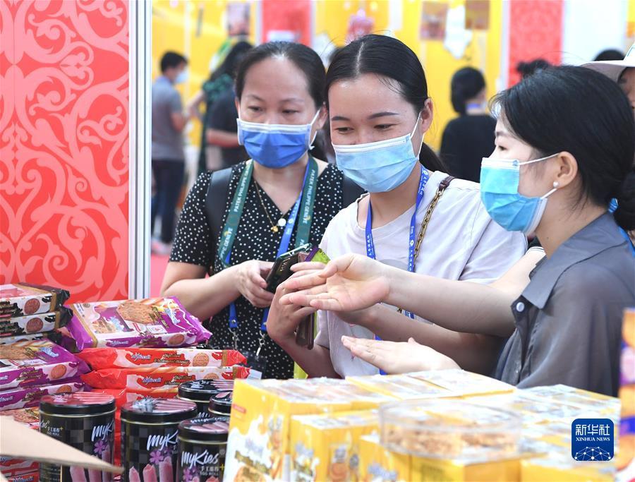 (新华全媒头条·图文互动)(14)十八岁的见证——从东博会看中国—东盟合作之变